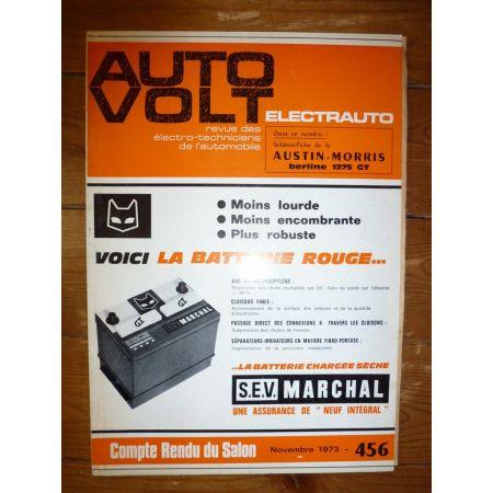 1275 GT Revue Technique Electronic Auto Volt Austin