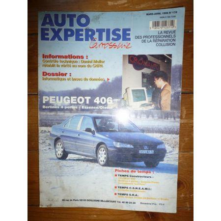 406 Revue Auto Expertise Peugeot