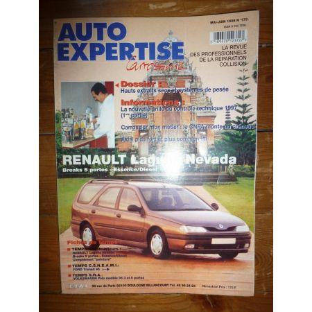 Laguna Bk Revue Auto Expertise Renault