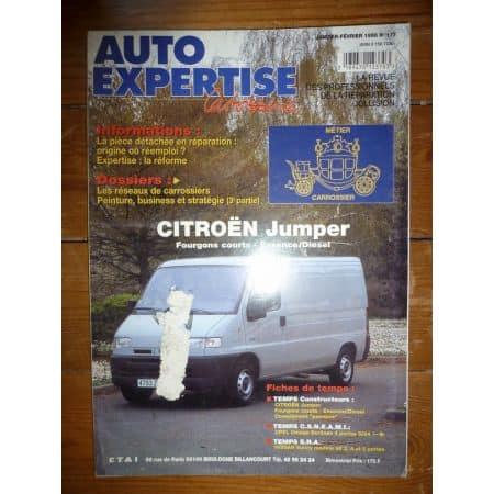 Jumper Revue Auto Expertise Citroen