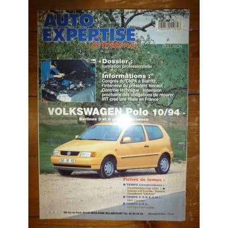 Polo 94- Revue Auto Expertise Volkswagen