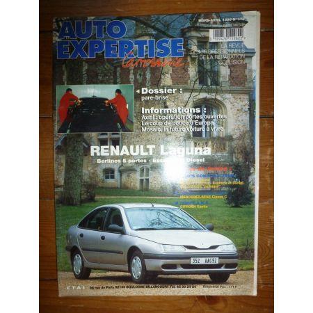 Laguna Revue Auto Expertise Renault
