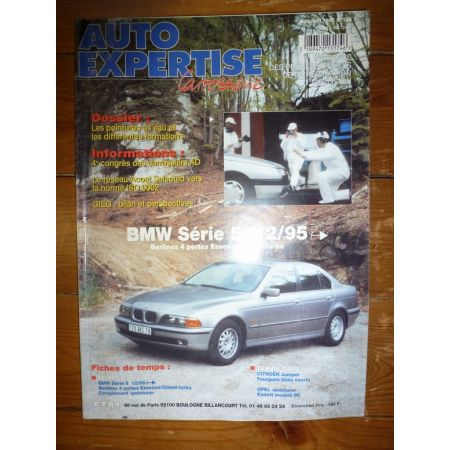 Série 5 95- Revue Auto Expertise Bmw