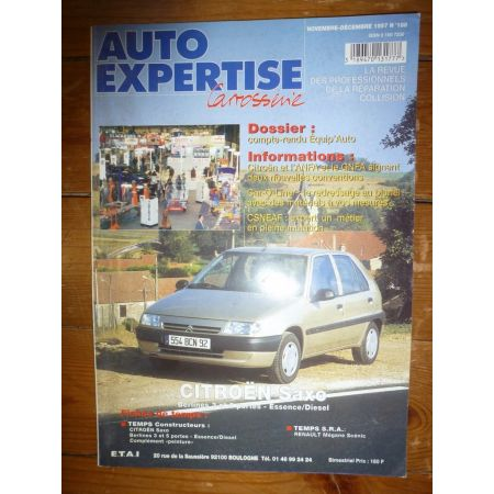 Saxo Revue Auto Expertise Citroen