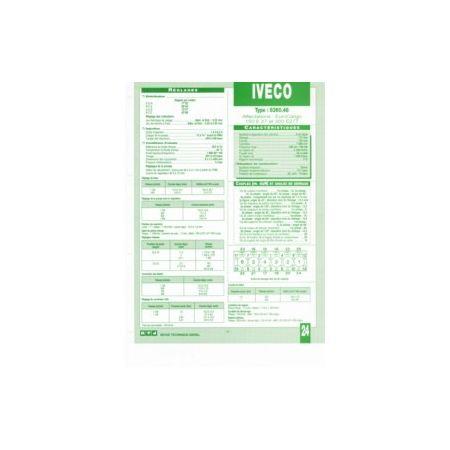 8360.46 Fiche Technique Iveco