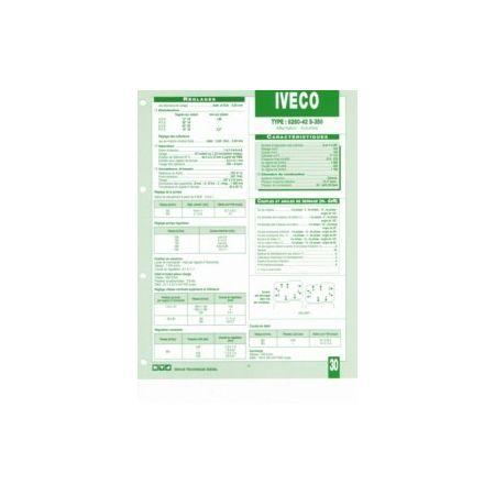 8280.42 S-350 Fiche Technique Iveco