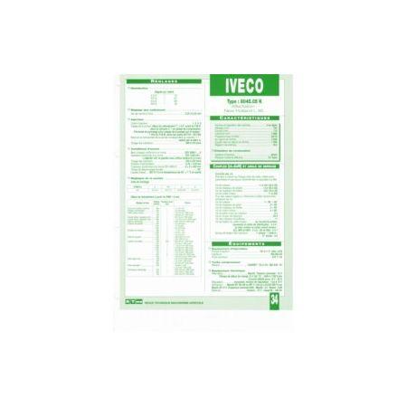 8045.05K Fiche Technique Iveco