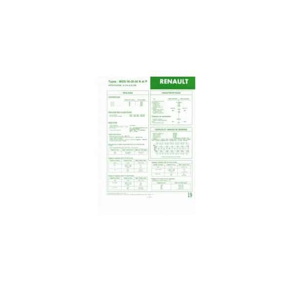 g210 auto electrical wiring diagramrenault g210 g230 type mids 06