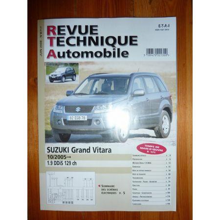 Gd VITARA 05- Revue Technique Suzuki