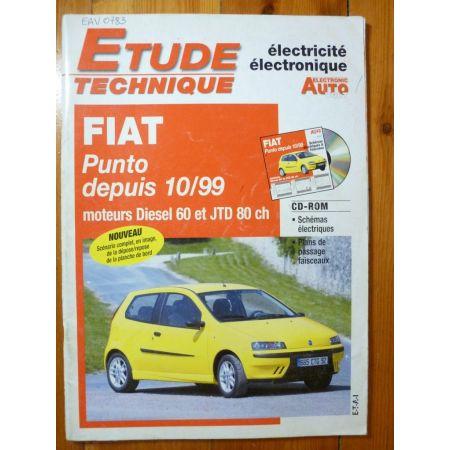 Punto Die 99- Revue Technique Electronic Auto Volt Fiat