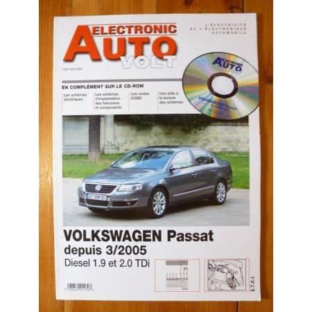 Passat 05- Revue Technique Electronic Auto Volt Volkswagen