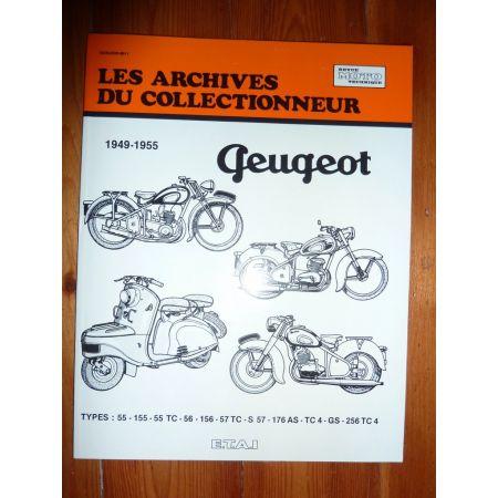 125cc 250cc Revue Technique Les Archives Du Collectionneur Peugeot