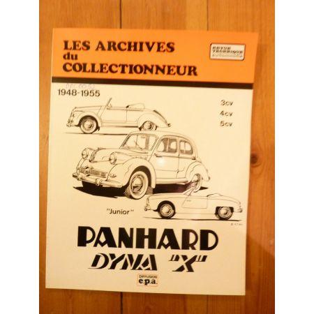 Dyna X Revue Technique Panhard Les Archives Du Collectionneur Panhard