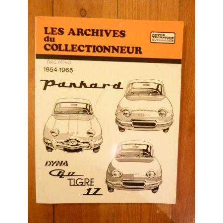 Dyna Tigre Revue Technique Panhard Les Archives Du Collectionneur Panhard
