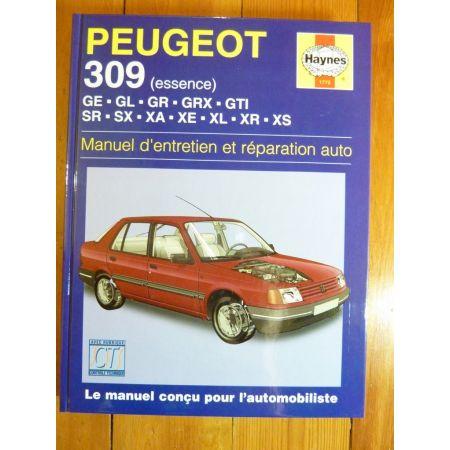 309 Ess Revue Technique Haynes Peugeot