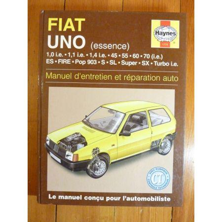 Uno Ess Revue Technique Haynes Fiat