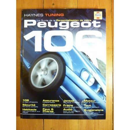 106 Tuning Revue Technique Haynes Peugeot