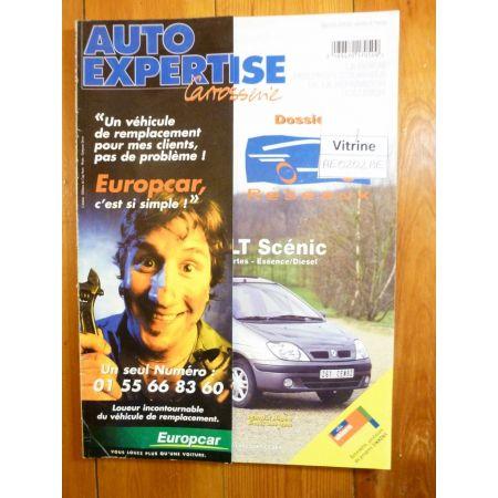 Scenic Revue Auto Expertise Renault