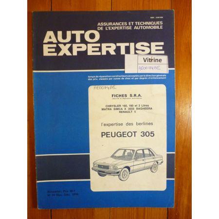 305 Revue Auto Expertise Peugeot