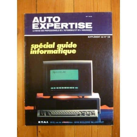 Spécial guide informatique Revue Auto Expertise