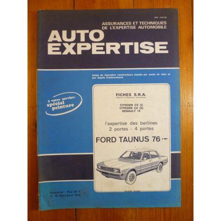 Taunus 79- Revue Auto Expertise Ford