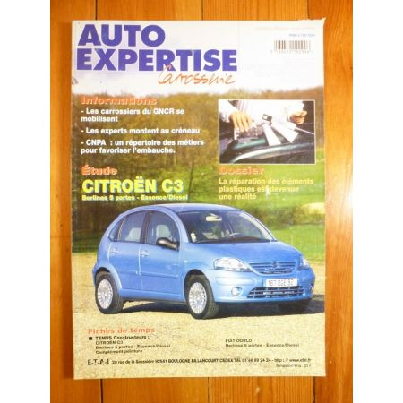 C3 Revue Auto Expertise Citroen