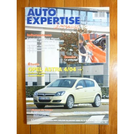 Astra 04- Revue Auto Expertise Opel