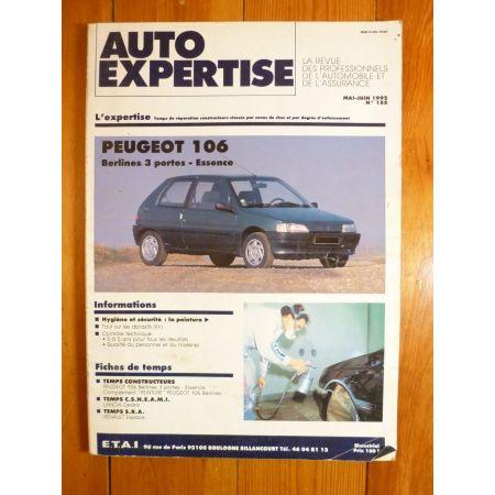 106 Revue Auto Expertise Peugeot