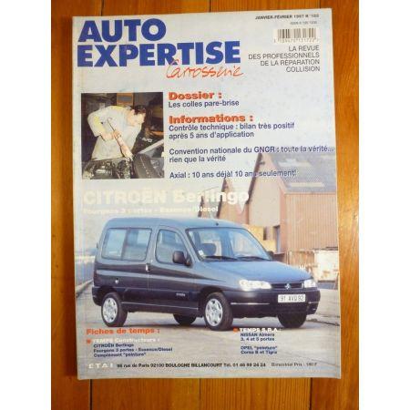 Berlingo Revue Auto Expertise Citroen