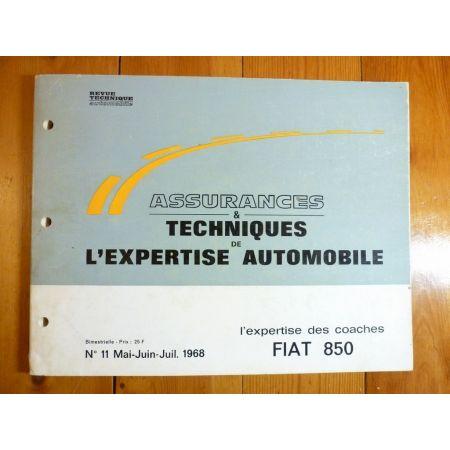 850 Revue Auto Expertise Fiat