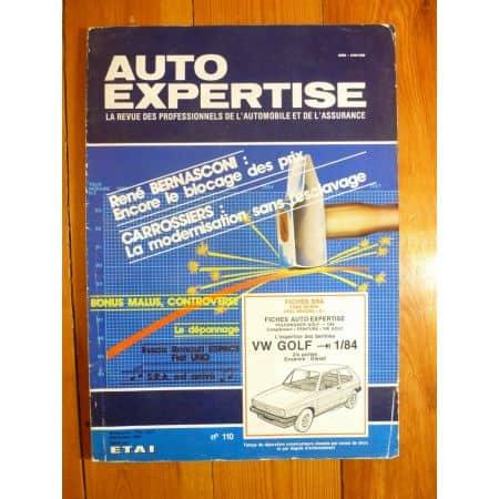 Golf 84- Revue Auto Expertise Volkswagen