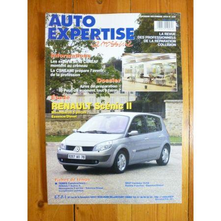 Scenic II Revue Auto Expertise Renault