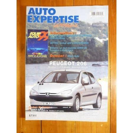 206 Revue Auto Expertise Peugeot