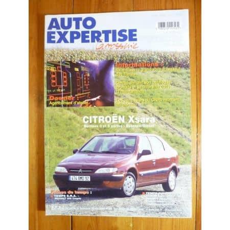 Xsara Revue Auto Expertise Citroen