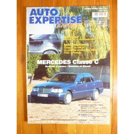 Classe C Revue Auto Expertise Mercedes
