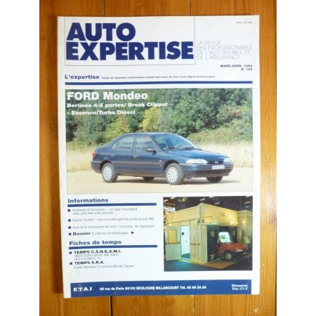 Mondeo Revue Auto Expertise Ford