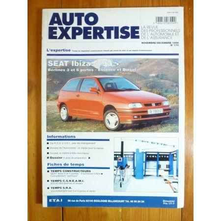Ibiza 93- Revue Auto Expertise Seat