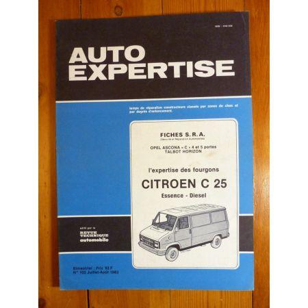 C25 Revue Auto Expertise Citroen