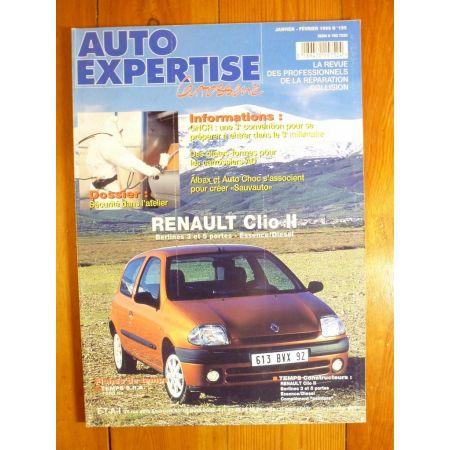 Clio II Revue Auto Expertise Renault