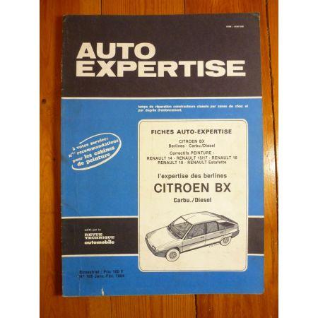BX Revue Auto Expertise Citroen