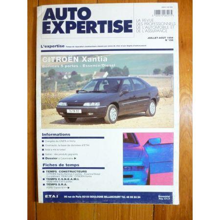 Xantia Revue Auto Expertise Citroen