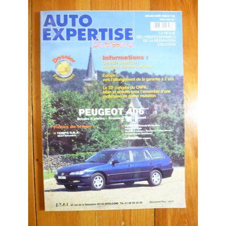 406 Bk Revue Auto Expertise Peugeot