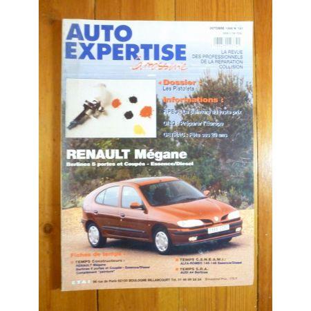 Megane Revue Auto Expertise Renault