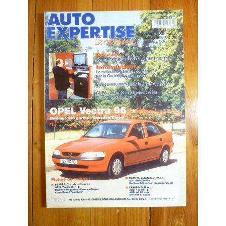 Vectra 96 Revue Auto Expertise Opel