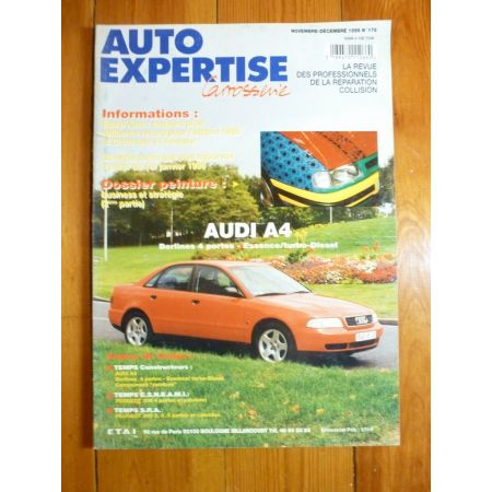 A4 Revue Auto Expertise Vw