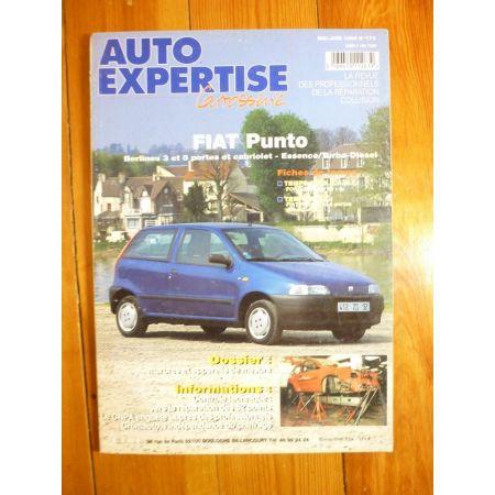Punto Revue Auto Expertise Fiat