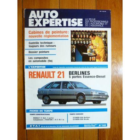R21 Revue Auto Expertise Renault