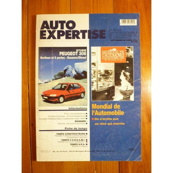 306 Revue Auto Expertise Peugeot