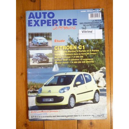 C1 Revue Auto Expertise Citroen