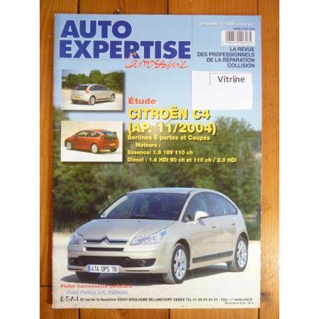 C4 04- Revue Auto Expertise Citroen